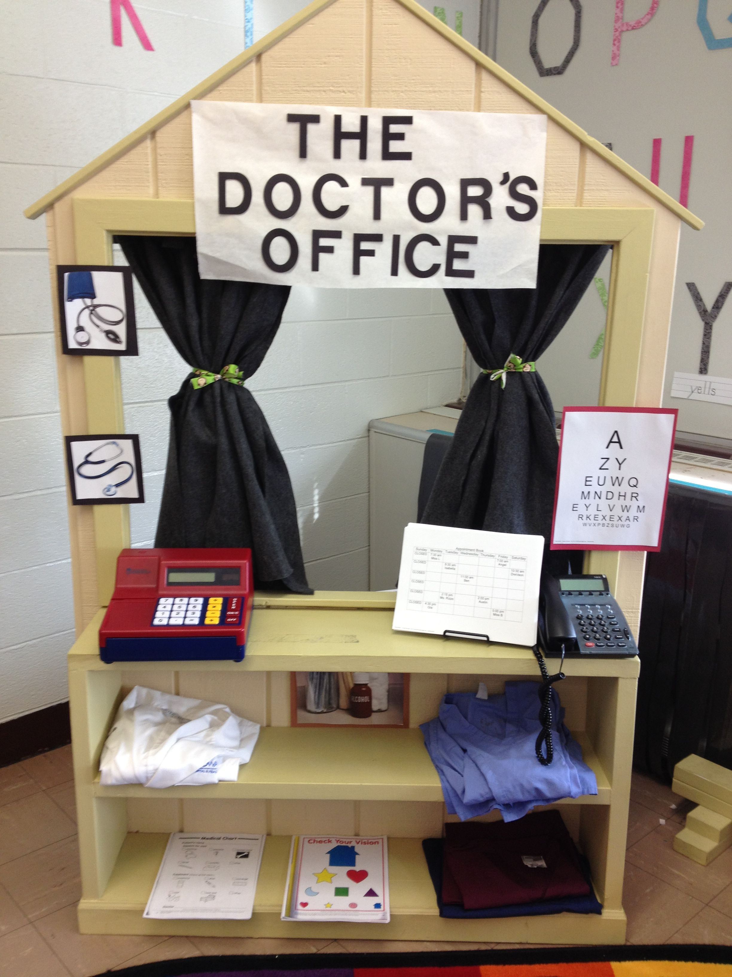 Hero Theme Doctor S Office Could Repurpose The Fruit
