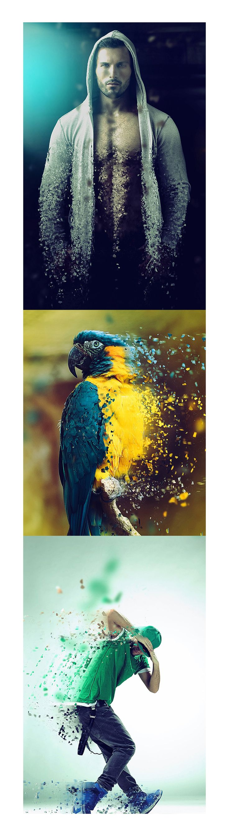 12 Mind Blowing Photoshop Actions That Transforms Any Image into a Piece of Art