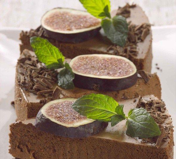 Kahden suklaan kakku, resepti – Ruoka.fi