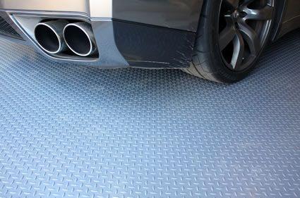 Diamond Nitro Rolls Garage Floor Paint Vinyl Garage Flooring Garage Floor Tiles