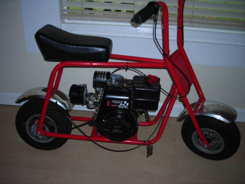 Vintage Lil Indian Mini Bike With Images Mini Bike Mini