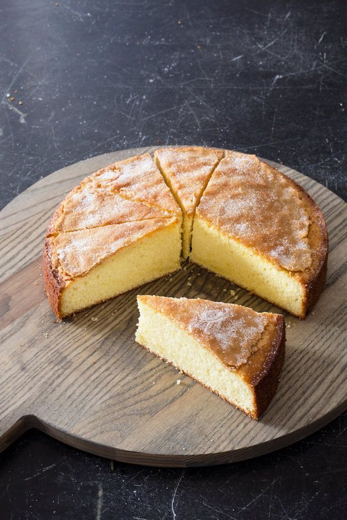 Olive Oil Cake from America's Test Kitchen