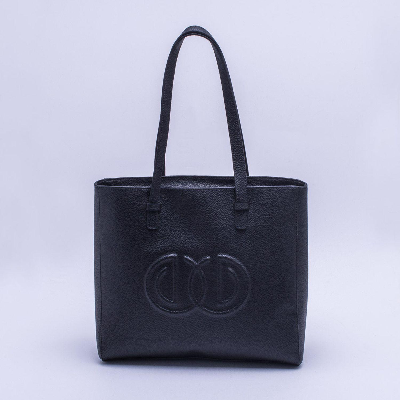19bfac72b Bolsa Shopper Preta Preto - dumond | Bolsas | Pinterest | Mulher ...