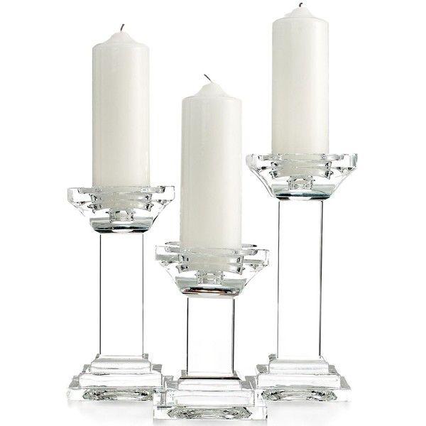 Lighting by design candle holders set of 3 metropolitan pillar 50 ❤ liked