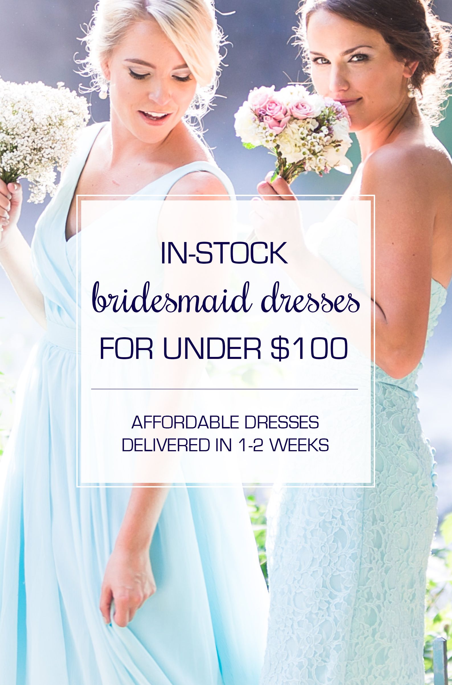 Need a bridesmaid dress fast consider ordering an affordable in need a bridesmaid dress fast consider ordering an affordable in stock bridesmaid dress ombrellifo Images