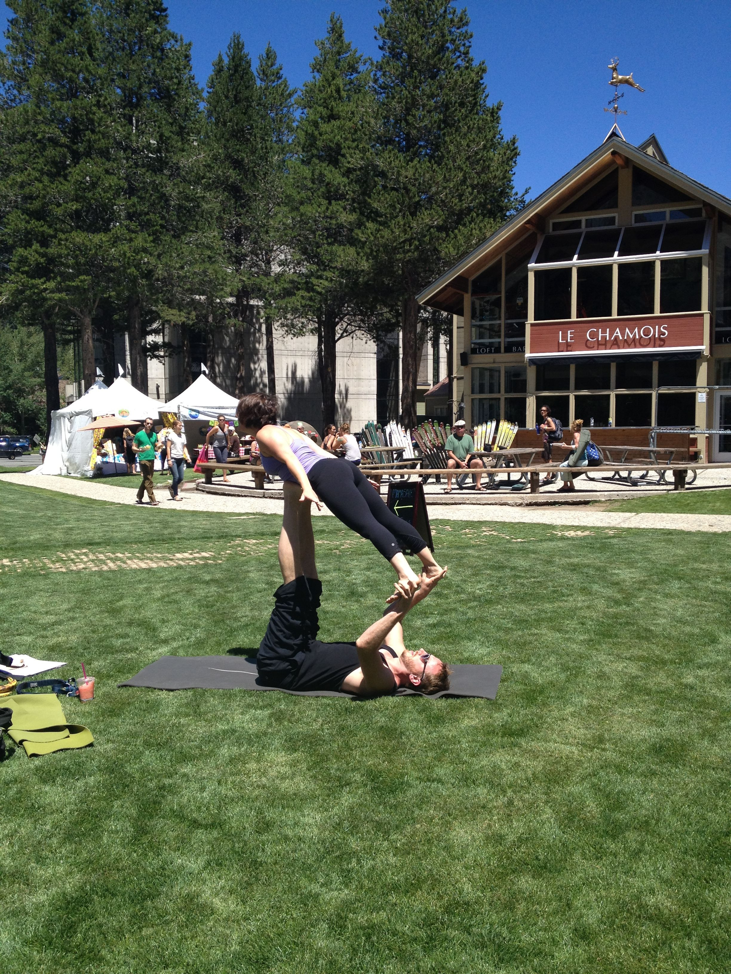 These guys were awesome! Check out AcroYoga for details. http://www.acroyoga.org/