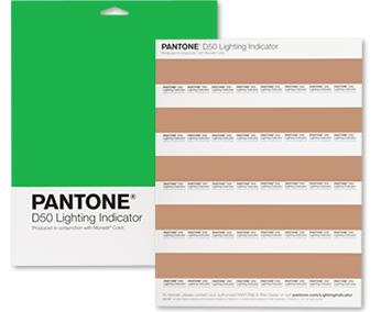 パントン・ライティング・インディケーター・ステッカー PANTONE LIGHTING INDICATOR Stickers
