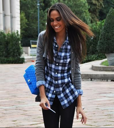 camisa cuadros. wanted   ropa   Flannel outfits, Fashion
