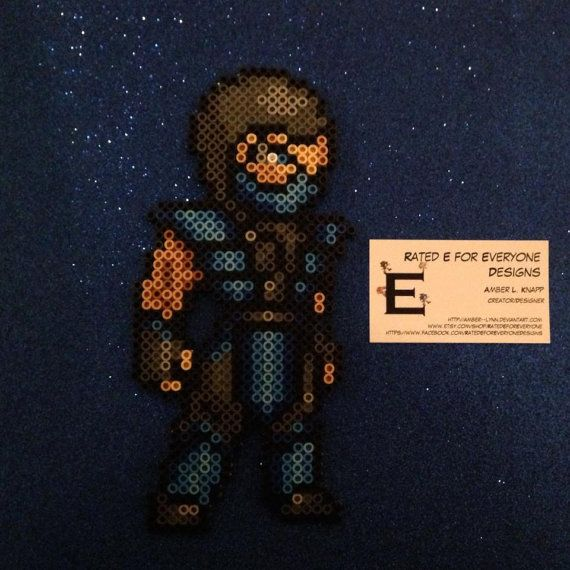 Sub Zero With Images Perler Bead Patterns Perler Crafts Bead