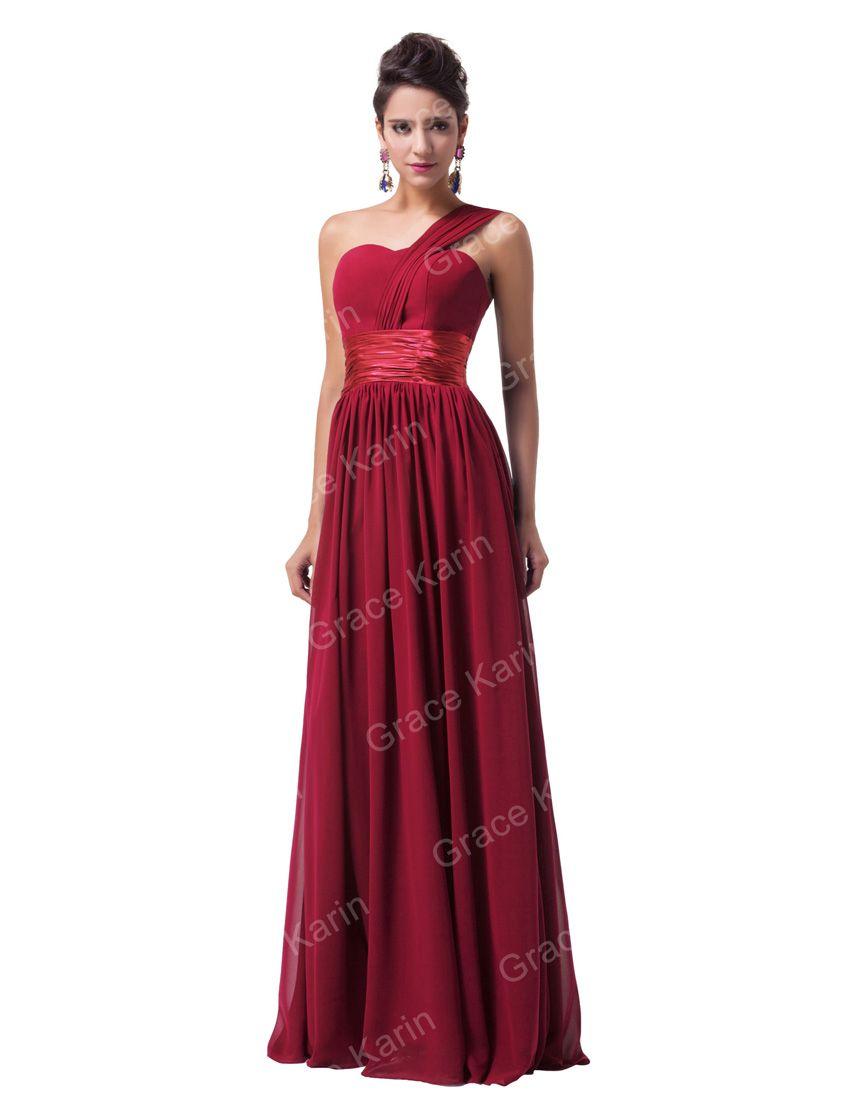 Royal blue red purple black formal elegant gowns party dresses