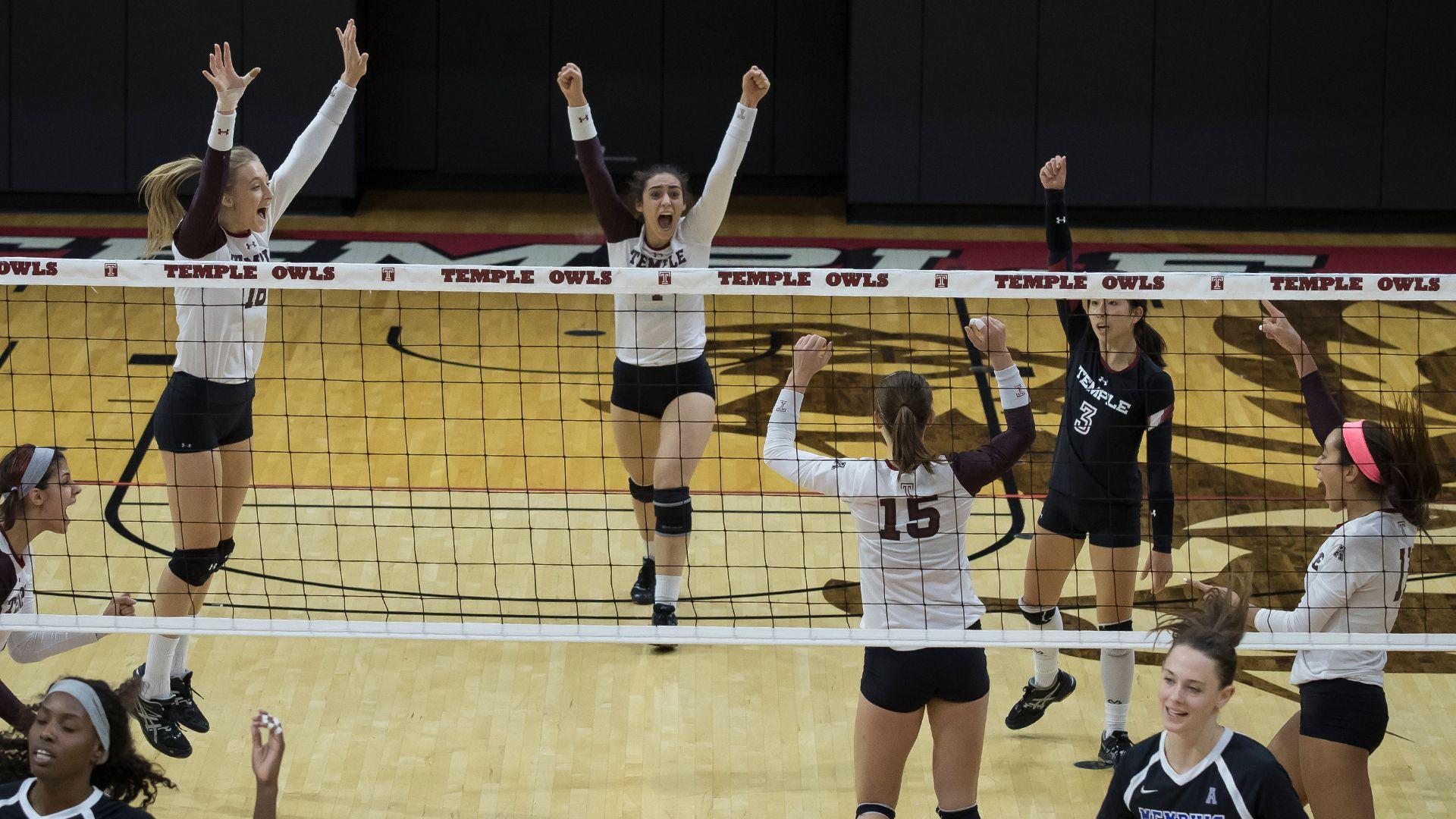 Volleyball Unveils 2017 Schedule College Athletics Volleyball Athlete