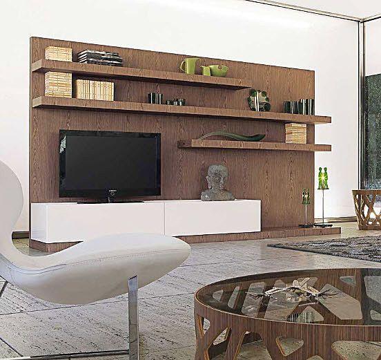 Ensemble Mural Tv Contemporain Intramuros By Marelli And Molteni Roche Bobois Mobilier De Salon Meuble Idees De Design D Interieur