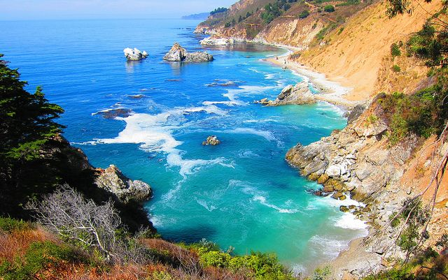 big sur california...I was there last summer! What a beautiful beautiful place!