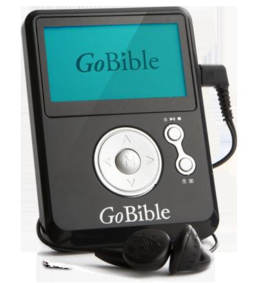 GoBible com - Audio Bibles, Audio of the Bible, MP3 Bible