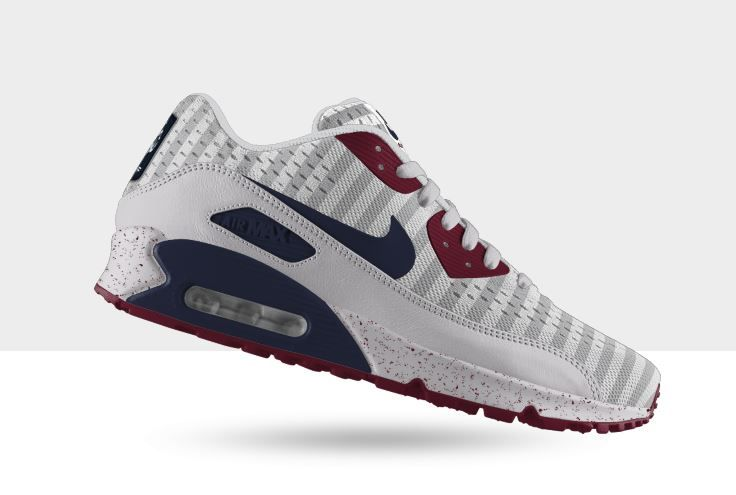 Nike Air Max 90 EM ID 'FFF' | Coupe du monde football
