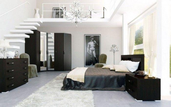 Soppalco Stanza Da Letto : Diversi progetti di soppalco ideare casa loft co my