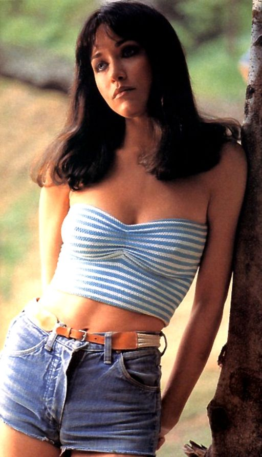 Tom Clark Chevy >> Cutest tube top n denim shorts | Outfits | Pinterest | Actresses, Angel and Celebrities