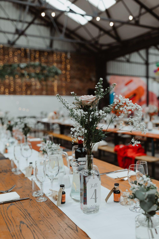 92 Burton Road Wedding Indie Industrial Warehouse Warehouse Wedding Warehouse Wedding Reception Warehouse Wedding Reception Decor