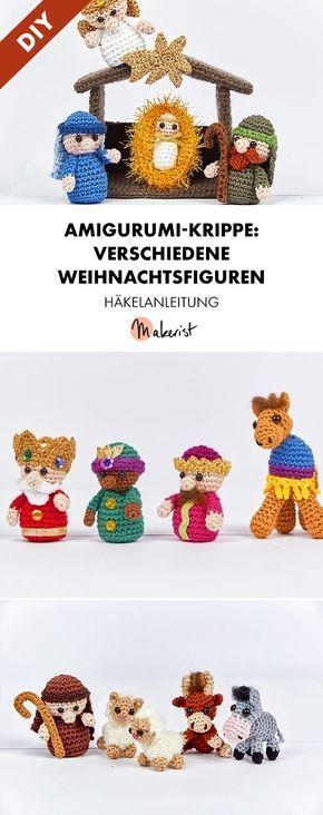Son's Popkes | Crochet animal patterns designed by Sonja van der Wijk | 732x290