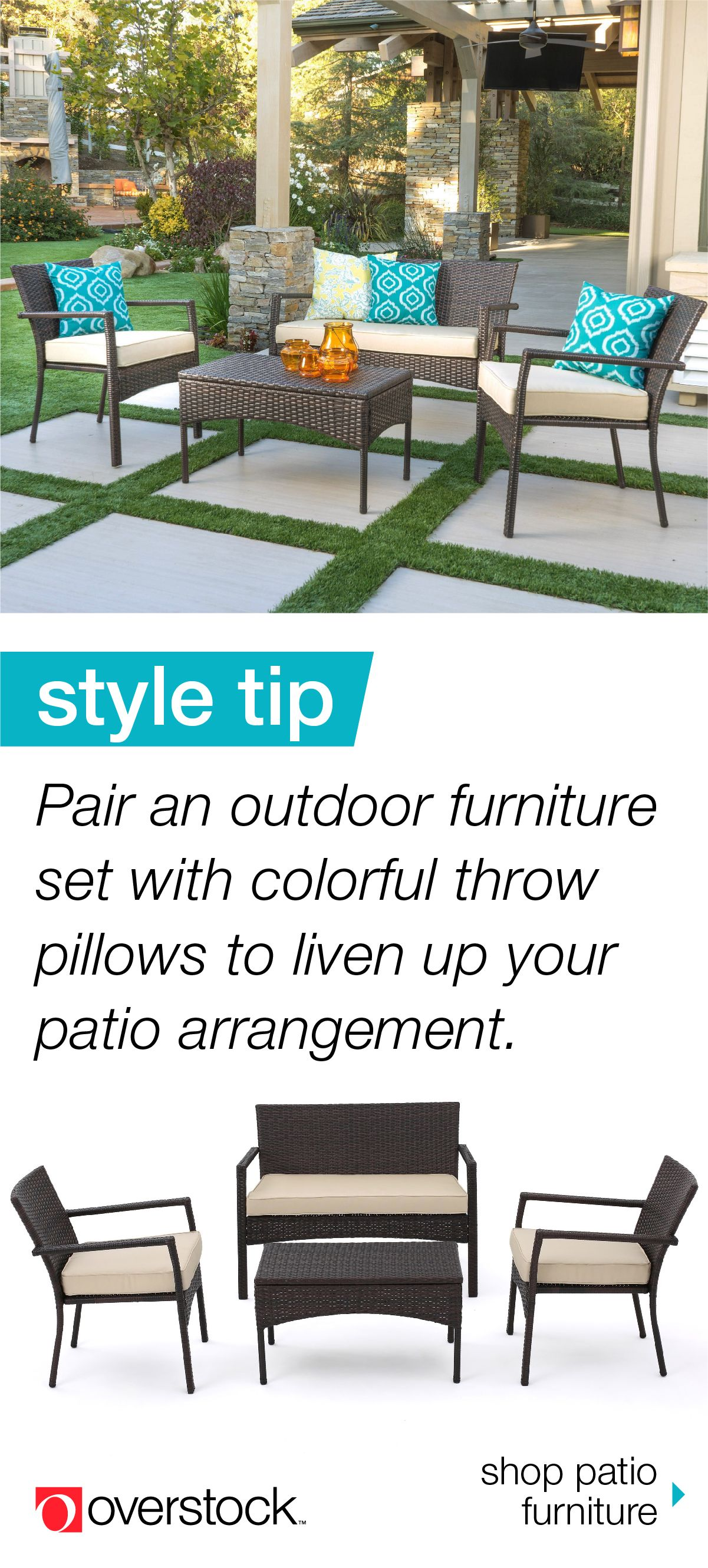Find The Perfect Patio Set For Your Space At Overstock Com Shop Our