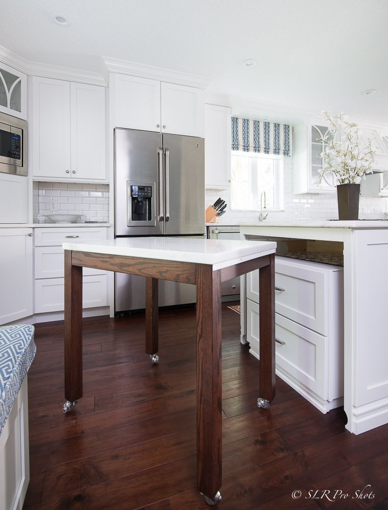 Hide A Way Table Kitchens Orlando Florida Kitchen