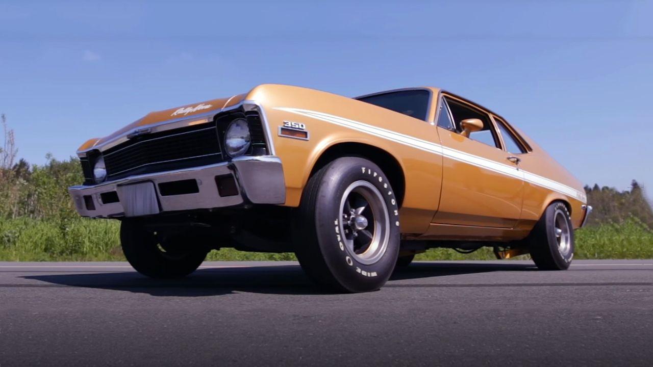 Check this Beautiful 400 Horsepower 1972 Chevy Nova 350 Rally ...