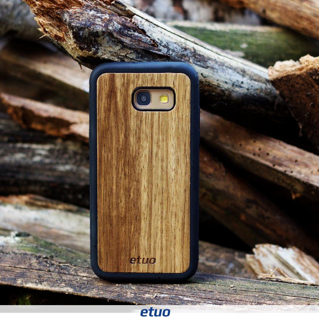 Etui Na Telefon Wood Case Drewniana Obudowa Premium Wood