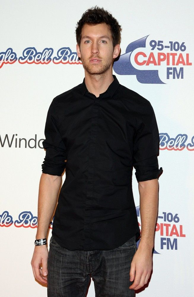 Calvo at 2011 Capital FM's Jingle Bell Ball | Calvin Harris