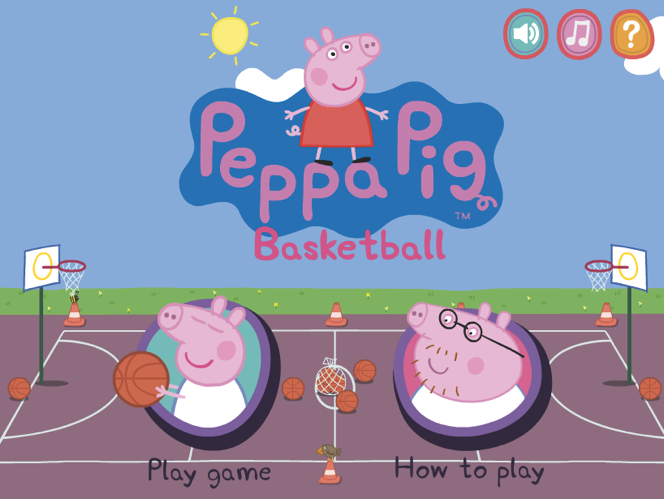 Peppa Pig Goes Live Games to play, Play, Creativity and
