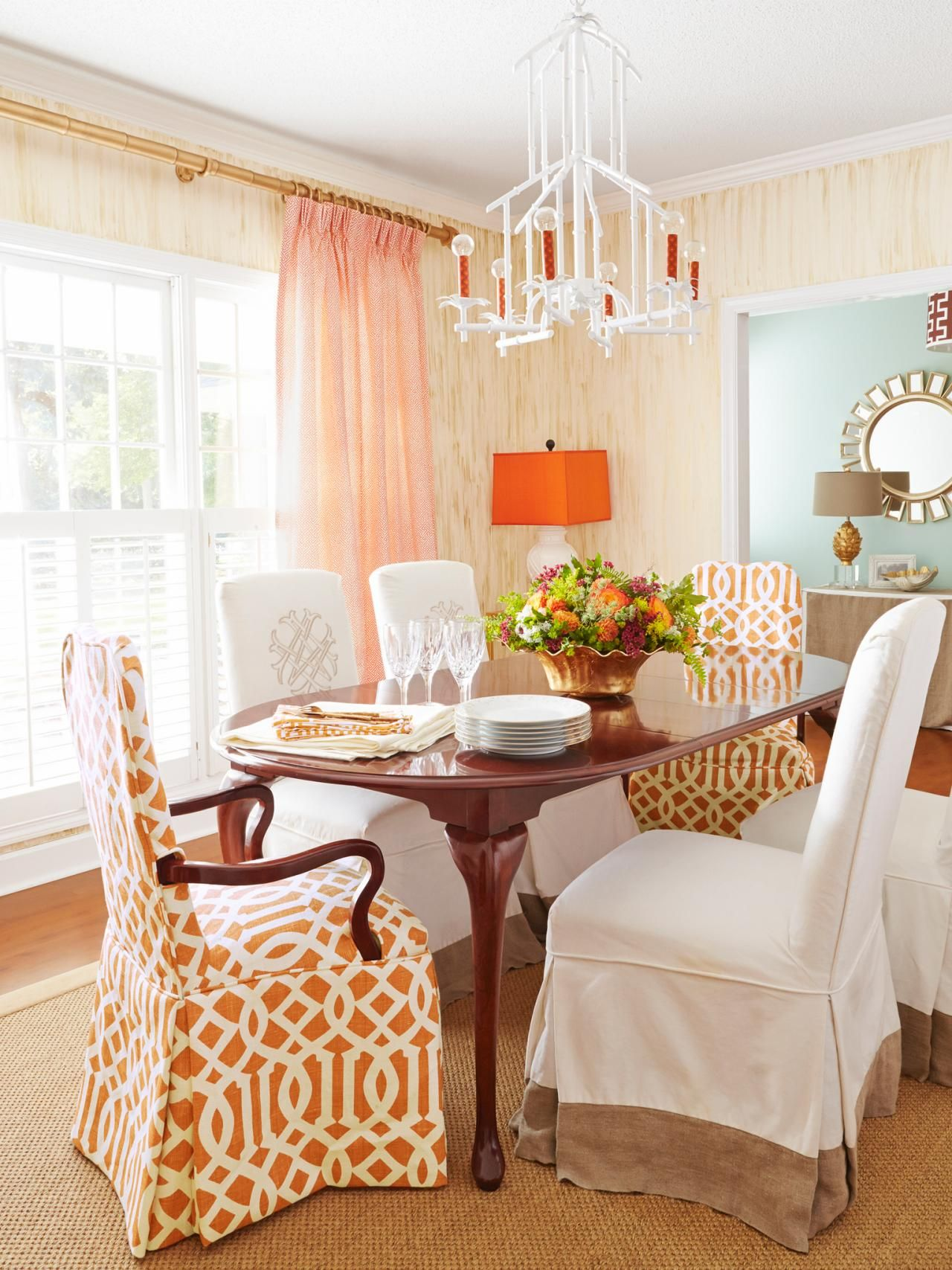A Clic Spin On Quirky Decorating