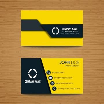 Corporate Business Card Professional Business Card Design