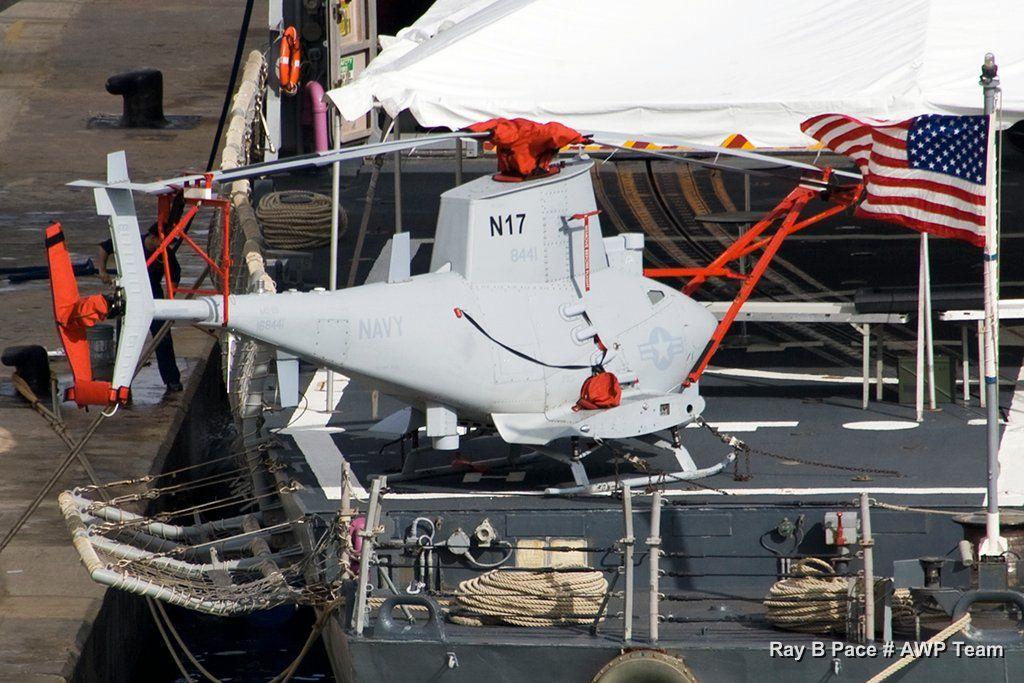 US Navy N17 MQ-8B 168441 230114 1024x683  IMG 0034a