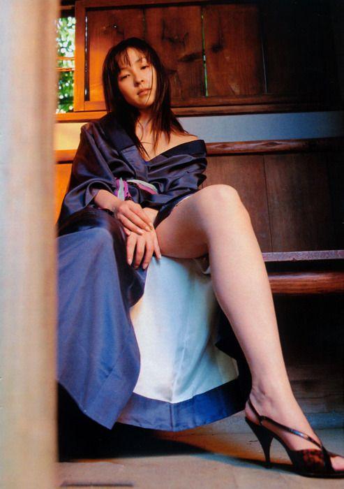 Kumiko As 162  Actress Squeezing Thighs  Pinterest -7595