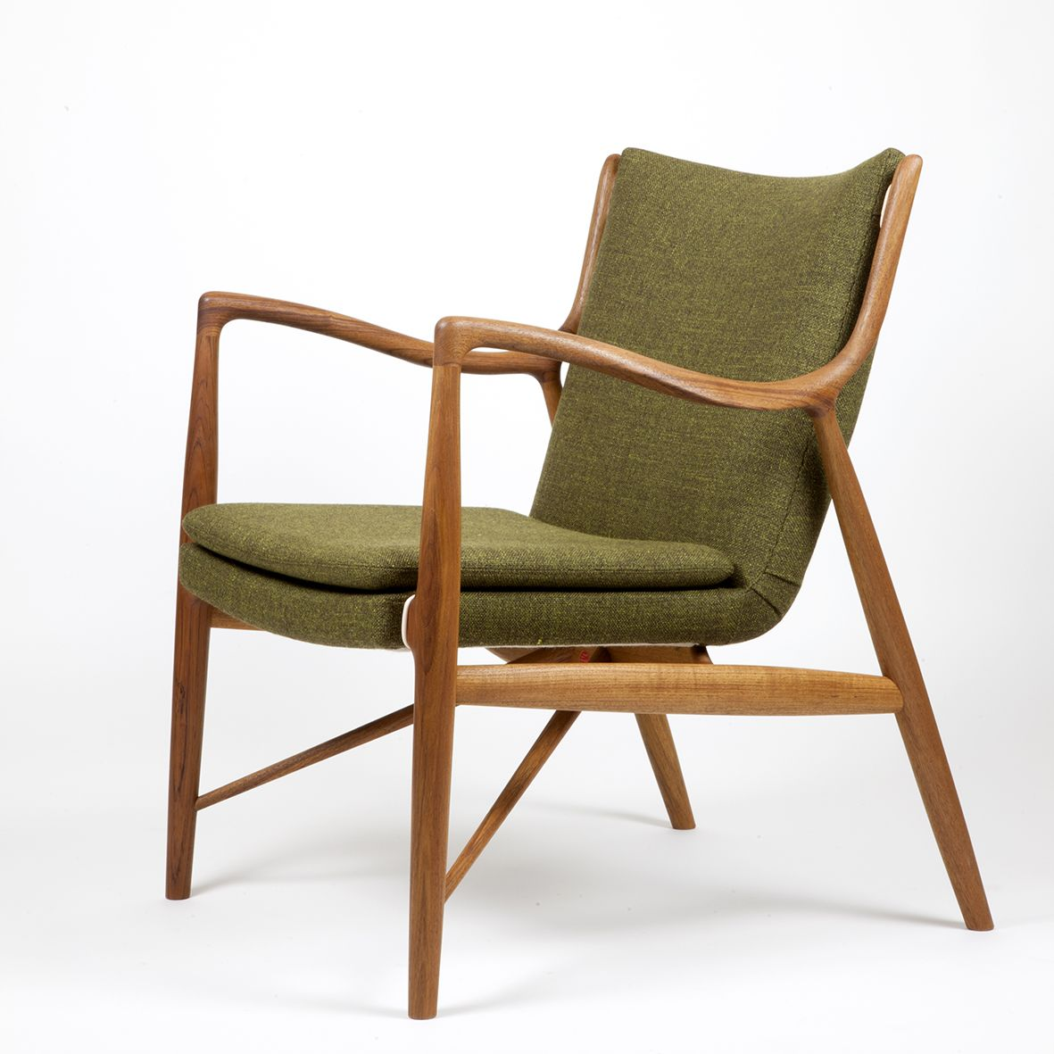 45 Chair Designed In 1945 Finn Juhl By Onecollection