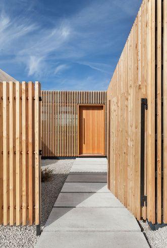k hnlein architektur wohnhaus aus holz architecture. Black Bedroom Furniture Sets. Home Design Ideas