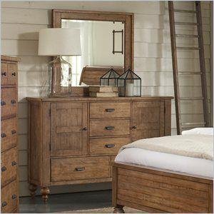 Riverside Furniture - Summerhill - Dresser