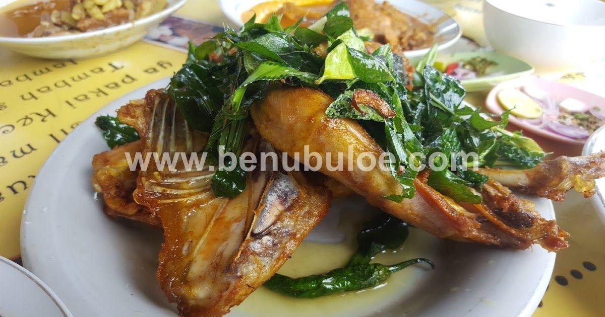 Benu Buloe Official Food Blog Host Kuliner Makanan Khas Indonesia