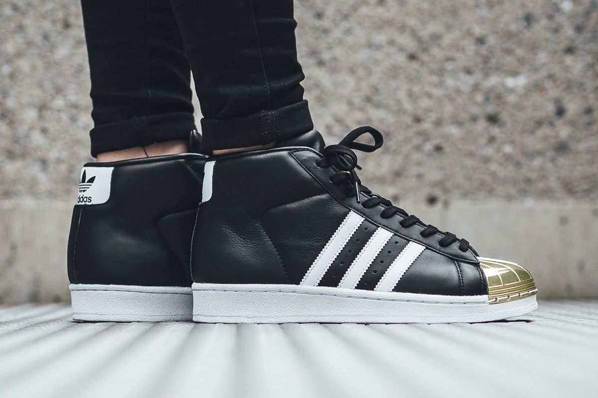 adidas Pro Model Metal Toe