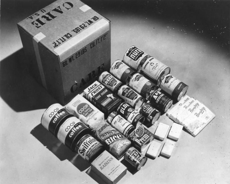 How WWII Created the Care Package Wwii, Packaging, War