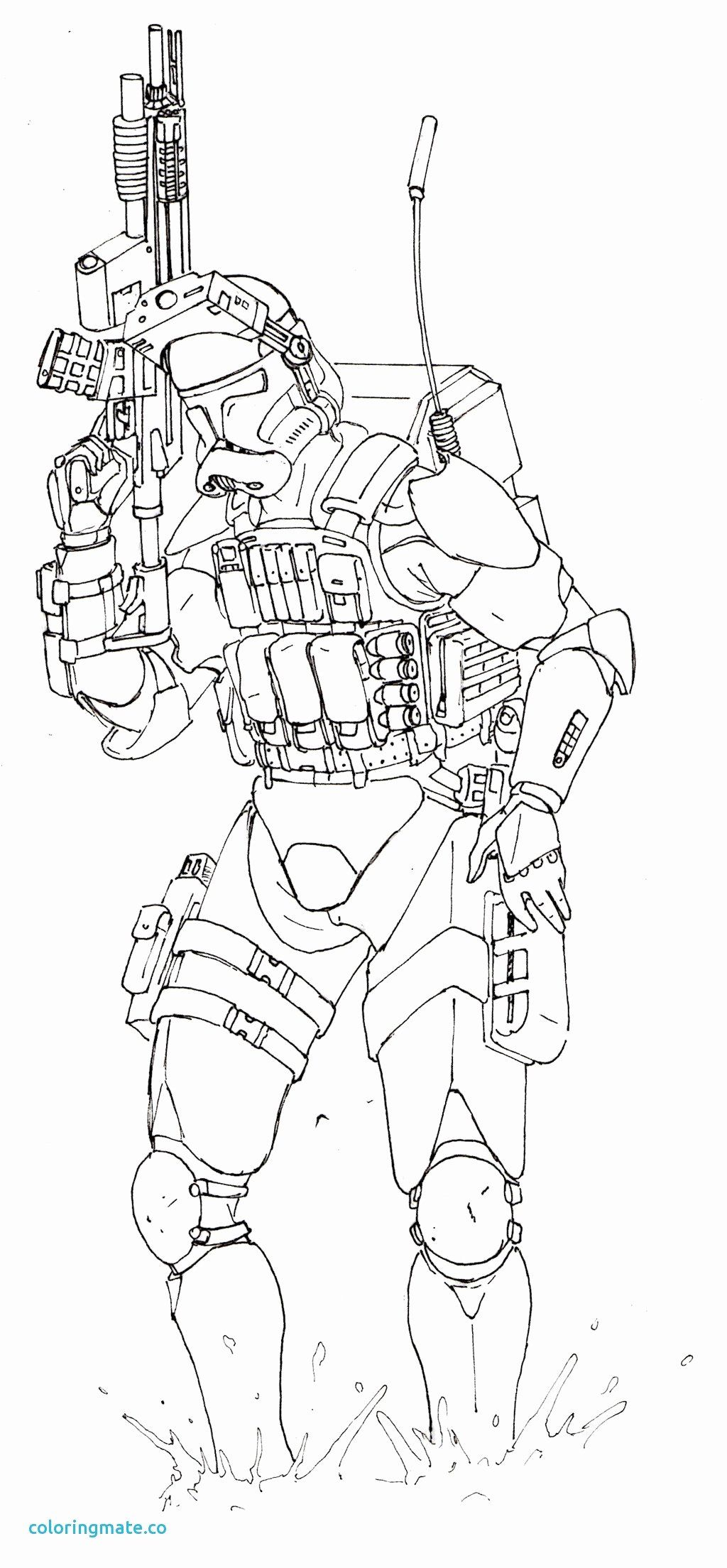 Clone Trooper Coloring Page New Clone Trooper Coloring Pages Neuhne Star Wars Clone Wars Coloring Pages Cartoon Coloring Pages