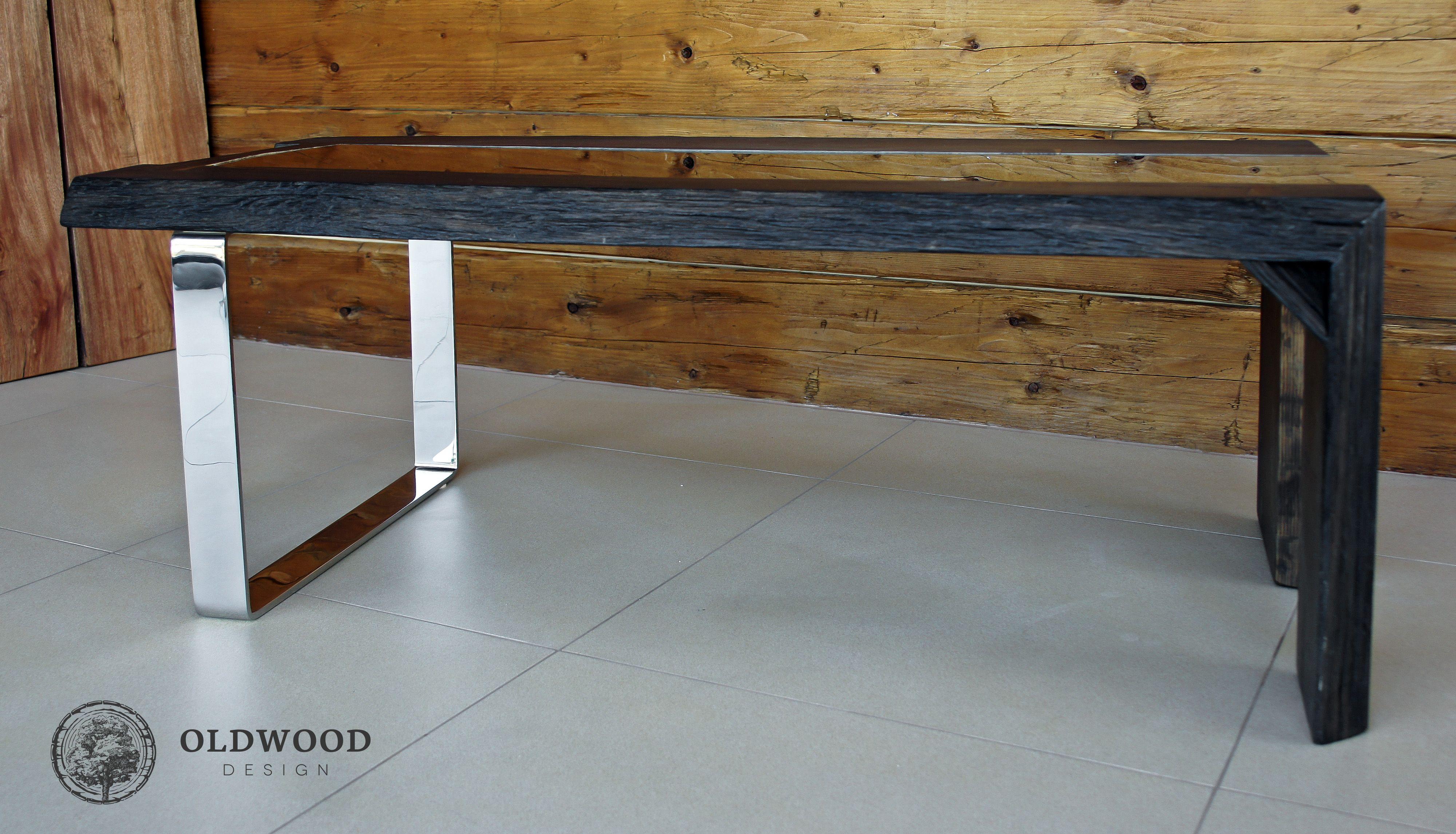 Holztisch Design mooreiche holz holzdesign vintage handmade eiche