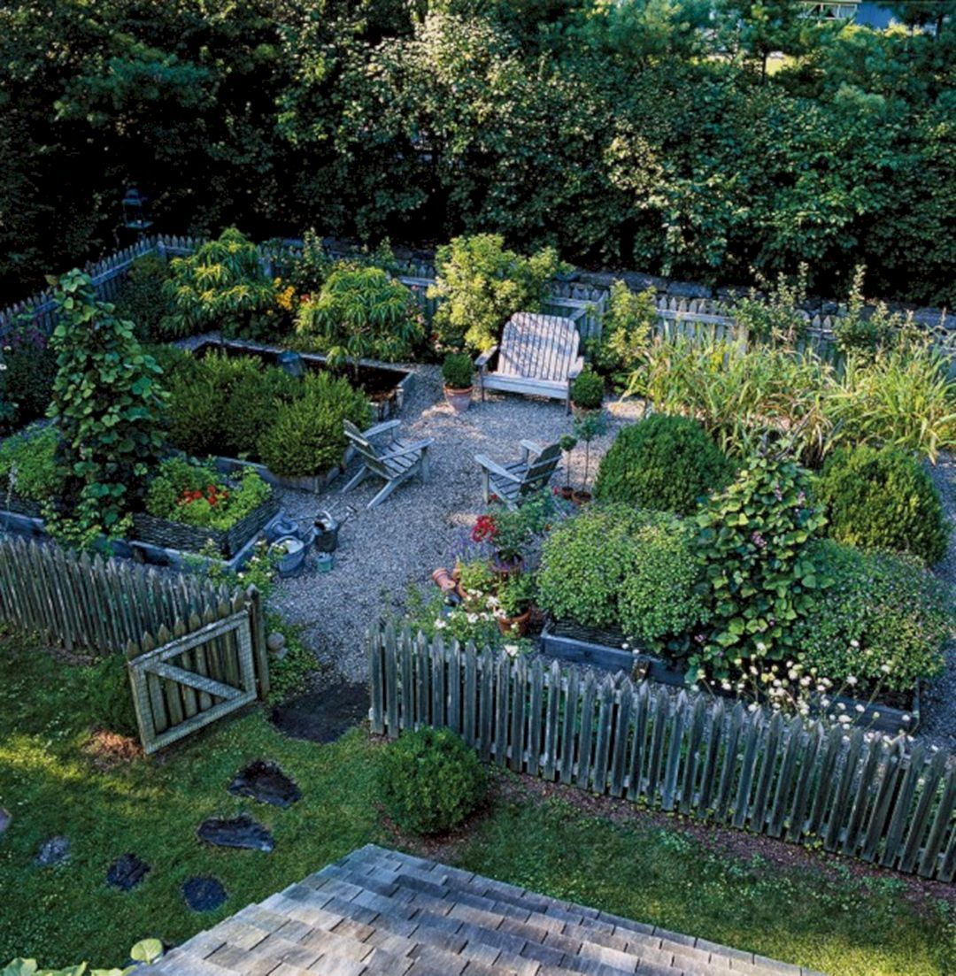 Sublime 43+ Beautiful Garden Design Ideas For Excellent Yard On A ...