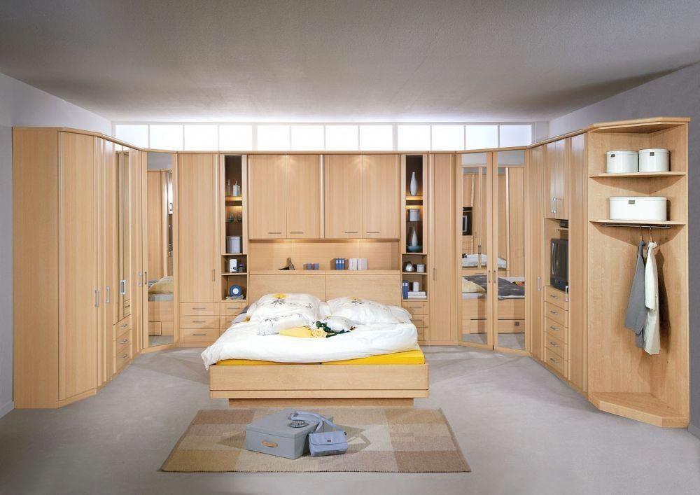 Wiemann Luxor 3+4 Corner Wardrobe bedroomstorageideas in