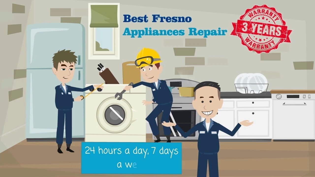 Fresno Appliance Services FresnoApplianceRepair