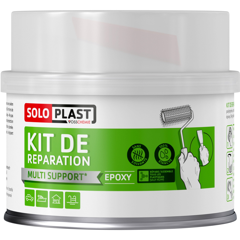 Kit Resine Kit De Reparation Epoxy Soloplast 250g Epoxy Kit Et Resine