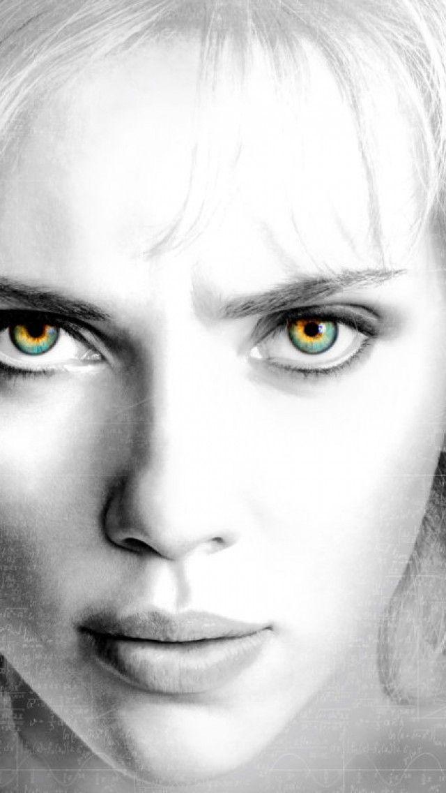 Scarlett Johansson Lucy Movie Iphone 5 Wallpaper