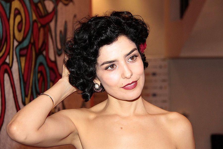 Pela terceira vez consecutiva, o cabelo ruivo de Bia Arantes é eleito o mais desejado da televisão
