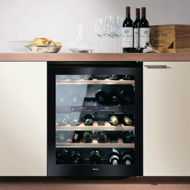 Under Counter Wine Storage By Miele The Under Counter Wine