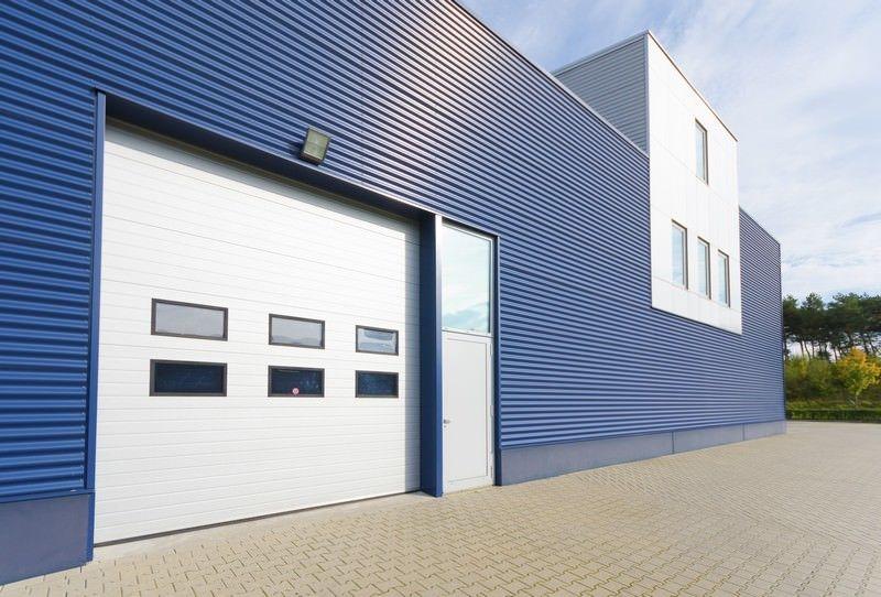 Cerramientos metalicos sobre estructuras metalicas en - Cerramientos de fachadas ...