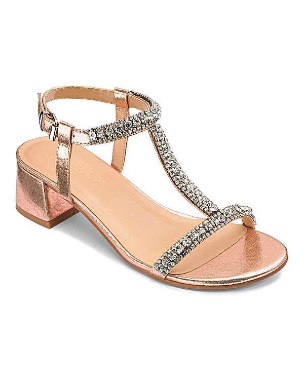 Ambrose Wilson | Sandals heels